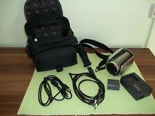 Camcorder, Video Camera, SDR-H20EG, + Zubehörpaket,  gebraucht
