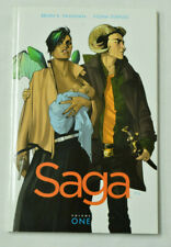 Saga Volume 1 Image Fiona Staples Graphic Novel Comic Book Softcover