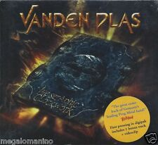 CD ♫ Compact disc VANDEN PLAS • THE SERAPHIC CLOCK WORK Bonu track Digipak nuovo
