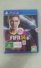 FIFA 14 Sony PS4 Game NEW Australian Version