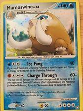 Pokemon Card Rare Mamoswine Lv.54 Holo 2008