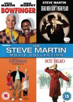 Nuovo The Steve Martin Film Collection(4 Film) DVD