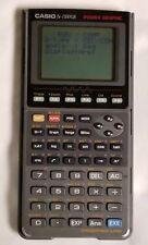 Casio fx-7700GB Graphing Scientific Calculator Power Graphic New Batteries