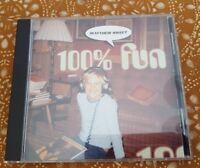 100% Fun by Matthew Sweet (CD, Mar-1995, Zoo/Volcano Records)