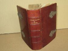 951P Missel 1845 Formulaire de Prières 860 Pages + 9 Images Archevêque Cambrai