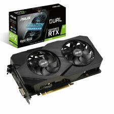 ASUS Dual GeForce RTX 2060 Advanced Edition EVO 6GB GDDR6 Scheda Grafica (90YV0CH3-M0NA00)