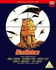 Sky Riders Dual Format (Blu-ray)