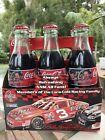 1997 Dale Earnhardt #3 & Dale Jr Coca-Cola Nascar Collect 6 full 8 oz bottles