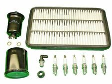 Tune Up Kit Toyota Camry V6  Lexus ES300  1996 to 1997 Air, Oil, Fuel Filter NGK