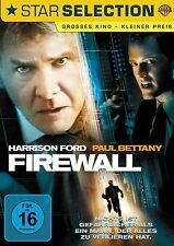 Firewall - Harrison Ford # DVD * NEU * OVP