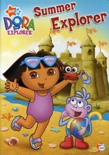 Dora the Explorer - Summer Explorer [New DVD] Full Frame, Dolby, Dubbed