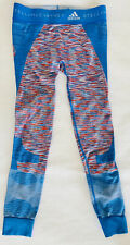 Adidas by Stella McCartney Yoga Space-dyed Stretch Jersey Leggings -Size S