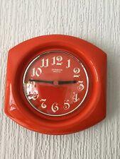 Dugena Electric Ceramic Wall Clock