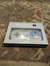 Club Nintendo Wii SNES Super Famicon Classic Controller Sealed Never used