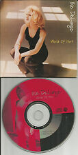 ILSE DELANGE World of Hurt 2TRX LIMITED EUROPE USA CD single The Common Linnets