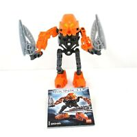 LEGO Bionicle Matoran of Light Photok Set 8946 with Instruction Sheet No Box