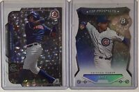 Javier Baez Rookie Lot 🔥 Cracked Ice Paralle RC Die Cut Holo 🔥 Chicago Cubs
