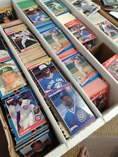 1988, 1989, 1990, 1991, 1992, 1993 Donruss Baseball cards Pick 20 for your set