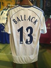 Michael Ballack Chelsea 2006/07 away jersey+ champ patches GREAT CONDITION