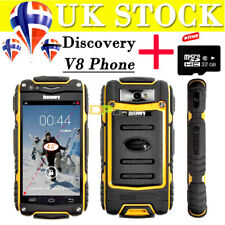 UK Unlocked 3G  Land rover Mobile Phone Rugged Smartphone Dual Core +32G TF Card