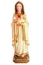 "12"" Inch Statue Rosa Mistica Mystica Religious Figurine Estatua Maria Mary Rose"
