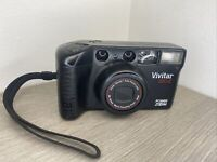 Vivitar 300Z Series 1 Vintage Camera Auto Focus Zoom Lens with Built In Flash
