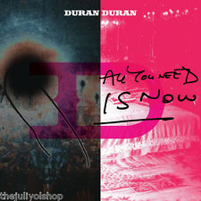 CD DURAN DURAN.....ALL YOU NEED IS NOW....new cd sealed....cd nuevo y precintado