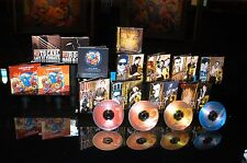 The Rockabilly Legends Box Set a 14 CD Collection including 2 DVD Documentary