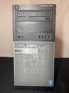 Dell Optiplex 9020 MT PC Quad Core i7-4770 3.40GHz 8GB RAM 1TB HDD