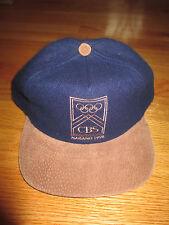 CBS 1998 NAGANO OLYMPICS (Adjustable) Cap