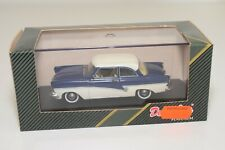 A2 1:43 DETAIL CARS DETAILCARS 382 FORD TAUNUS 17M COUPE 1957 BLUE WHITE MIB