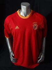 Spain home soccer jersey 2002/04 size M