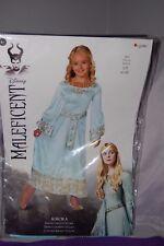 Disney Maleficent by Disguise Aurora Blue Dress Classic Child Costume S/P (4-6X)