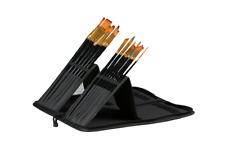 15Pcs Artist Paint Brushes Set, for beginner and Artist painting