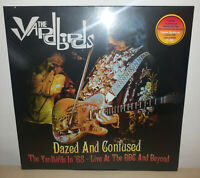 YARDBIRDS - DAZED AND CONFUSED - REMASTERED - WHITE - LP + DVD