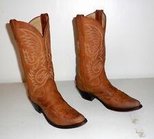 Womens 6.5 M Cowboy Boots Durango Brand Cowgirl Shoes Boho Western Tan Brown