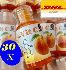 30 x 30 ml Serum Vit C Serum Whitening White Perfect Skincare For Unisex DHL