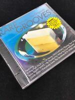 RARE GROOVES VOLUME 1 The Originals CD NEW & SEALED - RARE HIP HOP MUSIC