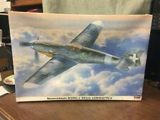 Hasagawa Messerschmitt Bf 109G-4 Regia Aeronautica 1:32 Model Sealed Unopen Box