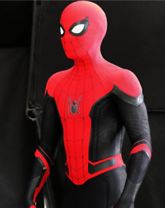 Far From Home Spiderman Costume 3D Printed Spiderman Cosplay Fan Suit Halloween