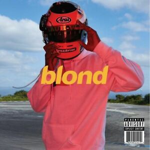 "Frank Ocean Blonde Art Music Album Poster HD Print 12"" 16"" 20"" 24"" Sizes #752"