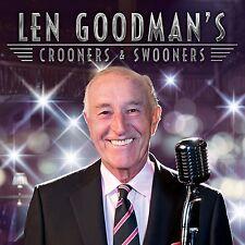 LEN GOODMAN'S CROONERS & SWOONERS - NEW CD COMPILATION
