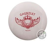 New Latitude 64 Gold Gauntlet 176g Lt Pink Red Stamp Putter Golf Disc