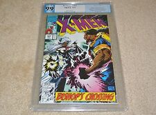 PGX 9.9 THE UNCANNY X-MEN #283 1ST FULL APP. OF BISHOP! ***WHITE PAGES*** 1991