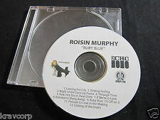 ROISIN MURPHY 'RUBY BLUE' 2005 ADVANCE CD