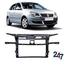 NEW VOLKSWAGEN VW POLO 2005 - 2009 FRONT RADIATOR SLAM PANEL SUPPORT WITH AC
