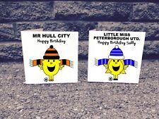 Personalised Any Football Team Birthday Card - League 1