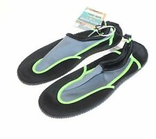 Unisex Men's Women's CRIVIT Slip On Aqua Beach Shoes Size EU45 UK11 New