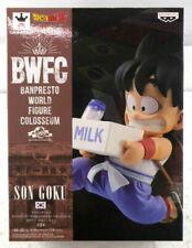 Dragon Ball Z BWFC Goku Milk Part.7 Son Goku A (Normal Color ver.) Banpresto***