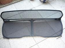 Windschott/Windabweiser + Tasche für Peugeot 307CC Bj, 2004 bis 2012 Klappba